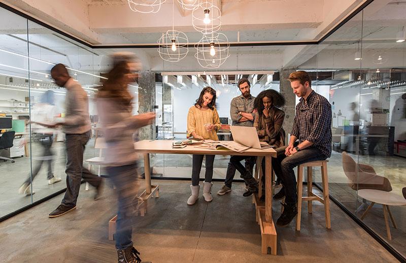 Yritysten välisen yhteistyön nousu
